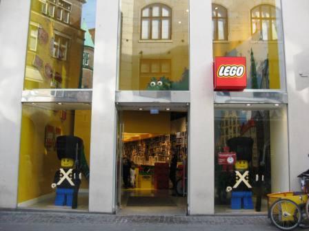 Lego flagstore