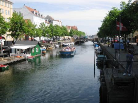 Christianhavn's canals