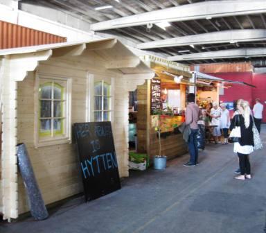 Copenhagn street food