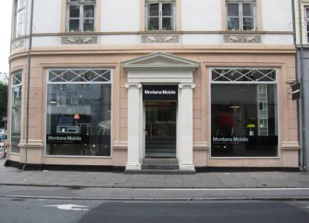 Montana Furniture in Copenhagen