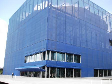 The Concert Hall in Copenhagen