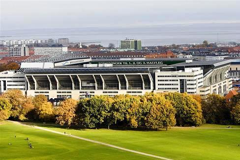 National football stadium Parken
